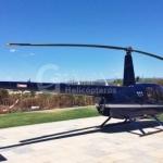 Helicóptero Robinson R44 Raven II – Ano 2009 – 1100 H.T. oferta Helicóptero Pistão