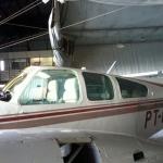 1981 Beechcraft Baron 55 oferta Bimotor Pistão