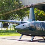 Helicóptero Robinson R66 Turbina - Ano 2012 - 750 H.T. oferta Helicóptero Turbina