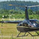 Helicóptero Robinson R66 Turbina Ano 2013 – 380 H.T. oferta Helicóptero Turbina