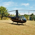 Helicóptero Robinson R44 Raven II – Ano 2006 – 1411H.T. oferta Helicóptero Pistão