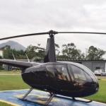 Helicóptero Robinson R44 Raven II - Ano 2012 - 630 H.T. oferta Helicóptero Pistão