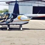 Helicóptero Robinson R44 Raven II - Ano 2008 - 1330 H.T oferta Helicóptero Pistão