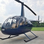 Helicóptero Robinson R44 Raven II – Ano 2008 – 2040 H.T oferta Helicóptero Pistão