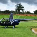 Helicóptero Robinson R44 Raven II – Ano 2009 – 1110 H.T. oferta Helicóptero Pistão