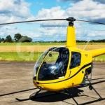 Helicóptero Robinson R22 Beta II – Ano 2012 – 150 H.T oferta Helicóptero Pistão