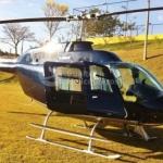 Helicóptero Bell Jet Ranger 206B III – Ano 1991 – 3705 H.T. oferta Helicóptero Turbina