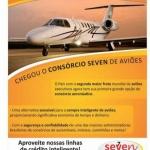 Consórcio para aeronaves  oferta Consórcios, financiamentos, seguros