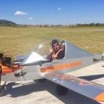 Avião Cricri MC12 - Planos de construção  |  Experimental