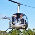 Helicóptero Robinson R22 Beta II – Ano 2005 – 2822 H.T. oferta Helicóptero Pistão