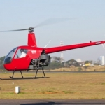 Helicóptero Robinson R22 Beta II - Ano 1998 - 4969 H.T. oferta Helicóptero Pistão