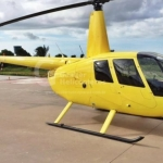 Helicóptero Robinson R44 Raven II – Ano 2010 – 1100 H.T. oferta Helicóptero Pistão