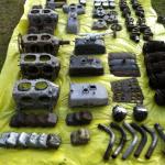 Lote de motores Franklin 65/75/90 oferta Motores