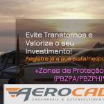 PROJETOS E REGISTRO DE AERÓDROMO E HELIPONTO  |  Consultoria
