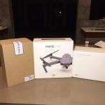 DJI Mavic PRO FLY MORE COMBO  |  Aeromodelismo, Drone