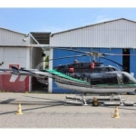 Helicóptero Bell 407 – Ano 2009 – 1436,9 H.T. oferta Helicóptero Turbina