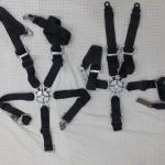 Instrumentos diversos, cinto 5 pontos, etc oferta Acessórios diversos
