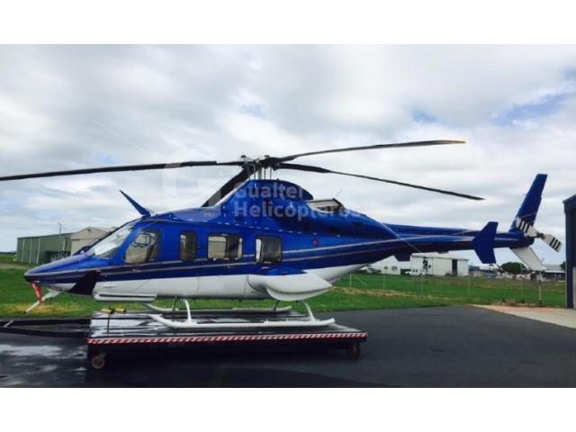 Helicóptero Bell 430 – Ano 1997 – 8912 H.T. Fotografia