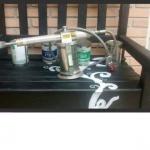 Bomba hidráulica de óleo     Ferramentas