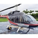 Helicóptero Bell Long Ranger 206-L3 – Ano 1991- 3289 H.T.  |  Helicóptero Turbina