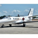 Jato Cessna Citation I – Ano 1977 – 6393 H.T.  |  Jato
