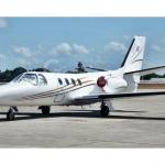 Jato Cessna Citation I – Ano 1977 – 6393 H.T.  |  Jato