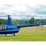Helicóptero Robinson R44 Raven II – Ano 2009 – 635 H.T. oferta Helicóptero Pistão