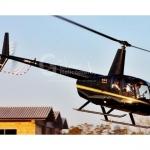 Helicóptero Robinson R44 Raven II – Ano 2009 – 1600 H.T. oferta Helicóptero Pistão