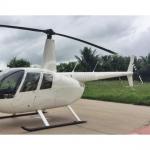 Helicóptero Robinson R44 Raven II – Ano 2009 – 1118 H.T. oferta Helicóptero Pistão