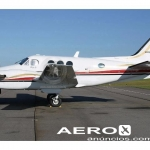 Avião Turbo-hélice Beechcraft King Air C90A – Ano 2001 – 3028 H.T.  |  Turbo Hélice