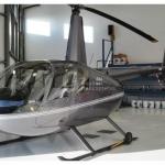 Helicóptero Robinson R44 Raven II – Ano 2014 – 450 H.T. oferta Helicóptero Pistão