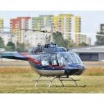 Helicóptero Bell Jet Ranger 206B III – Ano 1999 – 2541 H.T.  |  Helicóptero Turbina