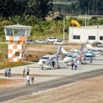 Terreno em condomínio aeronáutico dentro da areaTaxi Way - Litoral SC oferta Hangar, Atendimento