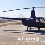 Helicóptero Robinson R44 Raven II – Ano 2007 – 1800 H.T. oferta Helicóptero Pistão
