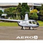 Helicóptero Robinson R44 Raven II – Ano 2012 – 400 H.T. oferta Helicóptero Pistão