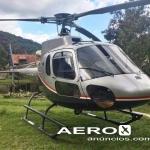 Helicóptero Helibras Esquilo AS350B3E – Ano 2015 – 400 H.T.  |  Helicóptero Turbina