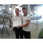Curso de capacitação profissional tecnologia aeronáutica CITA oferta Cursos, Escolas de Aviação