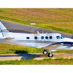 Avião Turbo Hélice 2007 Beechcraft King Air C90 GT  |  Turbo Hélice