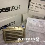 RADIADOR DE ÓLEO  DE AERONAVES - POSITECH P20002C oferta Peças diversas