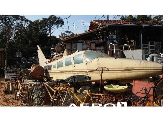 Fuselagem de aeronave Fotografia