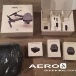 DJI Mavic Pro 4K com (Fly More Combo)  |  Aeromodelismo, Drone