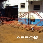 Fuselagem Original Piper J3  |  Estrutura