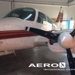 1974 Bimotor Cessna 310 Fotografia