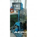 Holofote de manutenção de campo 160W VASP  |  Acessórios diversos