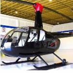 Troco Robinson 44 2010 em Robinson R66 2013 diferença a Vista oferta Helicóptero Turbina