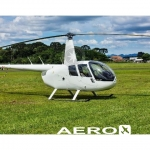 Helicóptero Robinson R44 Raven II – Ano 2014 – 120 H.T oferta Helicóptero Pistão