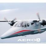 Avião Turboélice Vulcanair A-VIATOR oferta Turbo Hélice