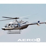 Helicóptero Bell 407 – Ano 1996 – 4340 H.T  |  Helicóptero Turbina