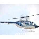 HELICÓPTERO BELL JET RANGER 206BIII – ANO 1991 – 2450 H.T  |  Helicóptero Turbina