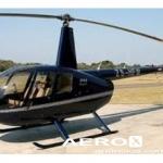 2015  Helicóptero Robinson R 44 Fotografia